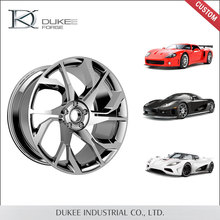 DK12-2110501 Customized durable forged 3 piece wheel