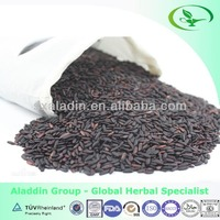 black rice extract supplement