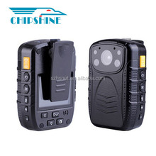 1080p police body wearable night vision underwater camera