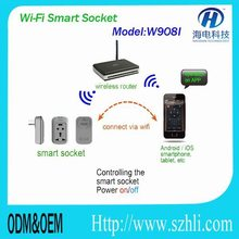 Nueva wifi desige con toma de reino unido/ue/nosotros/au plug