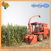 Agricultural machinery mini corn harvester machine /forage harvester for crop china manufacturer