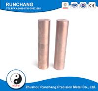 2015 customized tungsten copper brazing rods