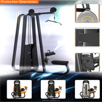 LD-9035 Pulldown / welding device gym machine with welding device