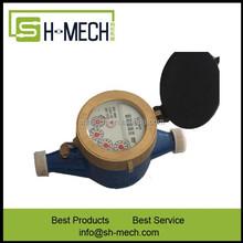 Wear Ater totalizador de flujo para medidor de agua en residencial