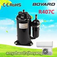 Prompt goods! copper air conditioning r407c air conditioner compressor