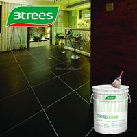 3TREES Low VOC Transparent Polyethylene Black Wood Primer Paint