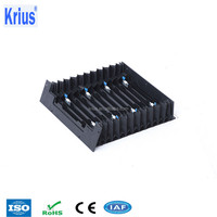 High quality machine accordion plastic cover
