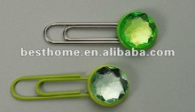 Acrylic Diamond Bookmarks