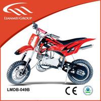 very cheap kids pocket bike 49cc off road moto (LMDB-049B)