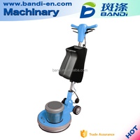 2 HP Gear Driven Floor Polishing Machine For Concrete Granite Marble BD-400