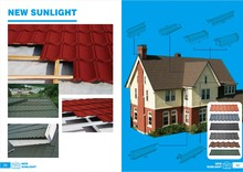 stone coated roof tile manufacturer,high quality corrugated roof sheet,metal building material