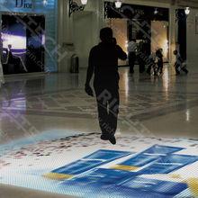 Richtech interactive led screen dance floor with CE
