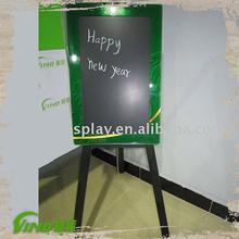 blackboard with easel free standing blackboard easel