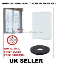 sliding window mosquito netting