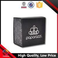 High-End Handmade Custom Logo Steady Supply Gift Box With Sleeve