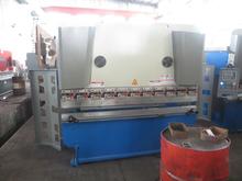 Hydraulic Fold- Bending Machine (WF67Y-160T/3200) / Hydraulic Press Brake with CE&ISO