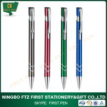 High End Novelty Metal Clip Pen