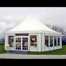 premium 5x5m aluminum frame event tent canopy with side walls