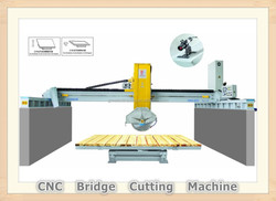 CNC Stone Laser Cutting Machine for Marble and Granite