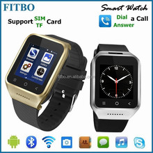 Brand New FITBO Android 4.4 3G WIFI GPS wrist watch mobile phone