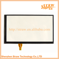Resistive Touch Screen 6.2 inch Touch LCD Monitor Replacement