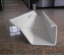PVC feed trough