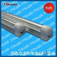 2015 Most competition T8 Integrated LED Tube V shape coolor light 40W 4FT SMD2835 192leds/pc v-tube