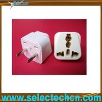 Universal 4.0mm electrical europ travel plug adapter SE-UA9A