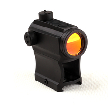 T1-A 1X22 Tactical Airsoft Military Paintball Gear Weapon Accessories Red Green Dot Sight Scope
