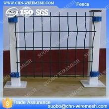 Plastic Garden Fence Panels Grass Fence Suobo Outdoor Retractable Fence