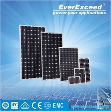 EverExceed High Efficiency 35w Monocrystalline Solar Panel with TUV/VDE/CE/IEC Certificates for portablesolar home system