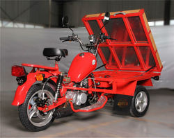 Hot Sale EEC Approved Motor Tricycles For Cargo Bike For European
