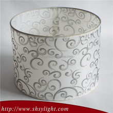 Factory wholesale plastic lamp shade