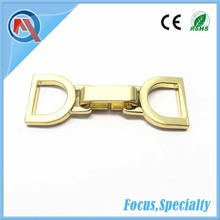 High Quality Brush Gold Metal Shoes Chain