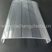 clear acrylic plastic lamp shade