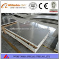Tisco 304 2B superficie de acero inoxidable placa de Metal / hoja