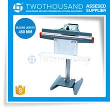 Foot Pedal Heat Sealer - Length 450 mm, 550 x 520 x 880 mm, TT-Z15B