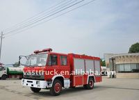 heavy duty 4x2 DongFeng fire fighting truck