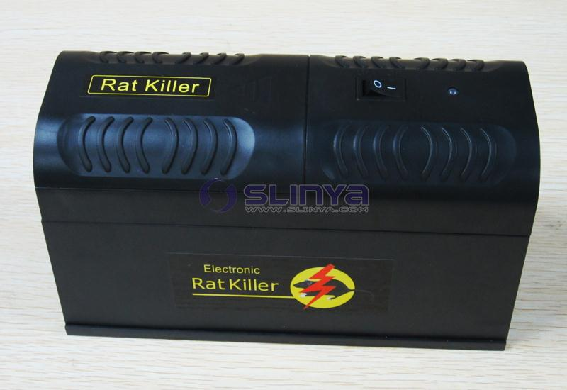 electronic rat killer instructions