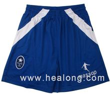 Healong dital printed manufacturer digital printing Custom Football Short high quality