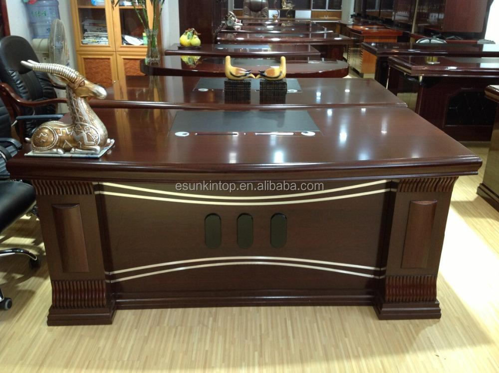 fabricants de mobilier de bureau design ex cutif ceo bureau de bureau bureau table en bois id de. Black Bedroom Furniture Sets. Home Design Ideas