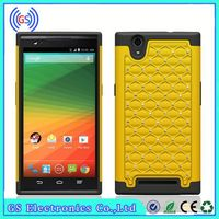 Case For ZTE Z933 Starriness Hybrid PC Silicon Hybrid Mobile Phone Case,Paypal Accepted