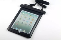 2015 Swimsuit waterproof dry bag case for tablet waterproof swimming bag pouch for IPAD 3