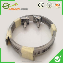china supplier 3.25 inch quick release latch hose clamp