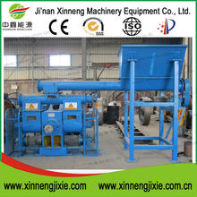 1000kg/hour biomass press machine to make wood sawdust briquettes