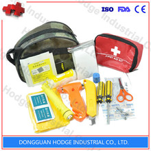 Triangular Roadside Car Survival Emergency kit