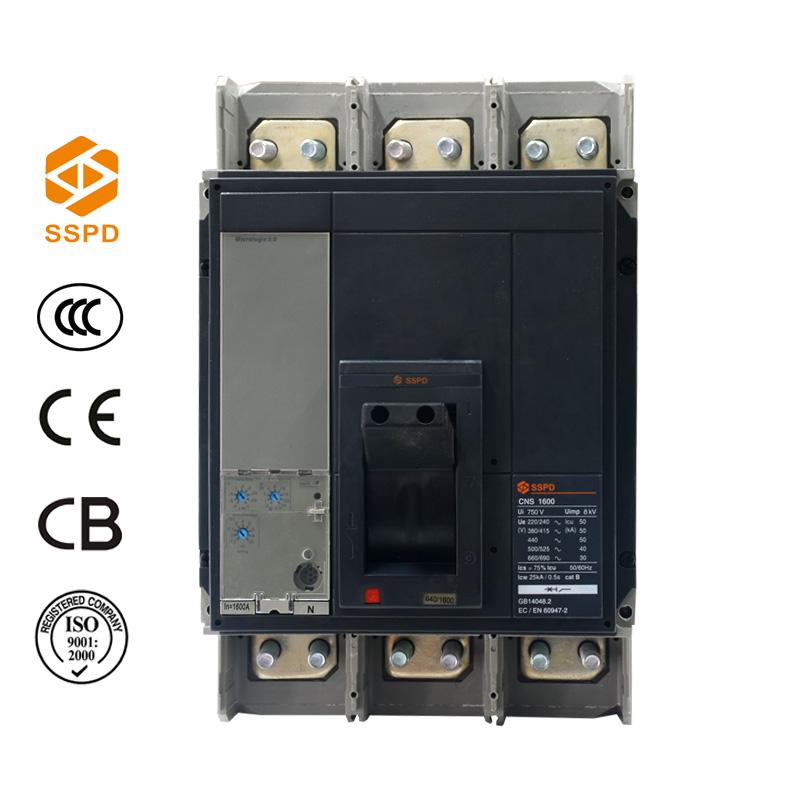 Reliable Quality Automatic Circuit Breaker 3 Phase 16a 30a