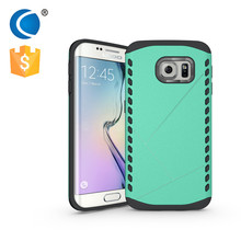 hot sell tpu+pc Promotion China supplier cellphone shell for s6