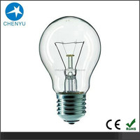 Double Filament 1000hrs Lifespan Light Bulbs E27 100W 230V
