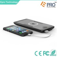 Portable Wireless charging power bank for all smartphones and tablet pc
